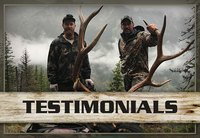 Ready Outfitters Testimonials